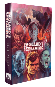 England's Screaming [hardcover] Sean Hogan